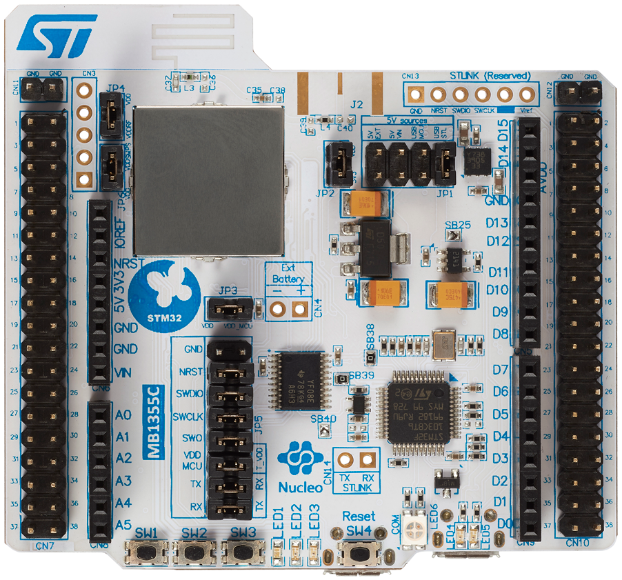 STMicroelectronics STM32WB